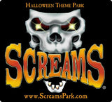 Screams Halloween Theme Park