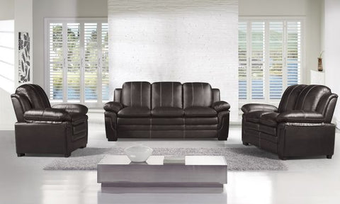 Brown Leather Living Room Set - Furniture App Online by Furniture Assistant  a Furniture Store in York PA