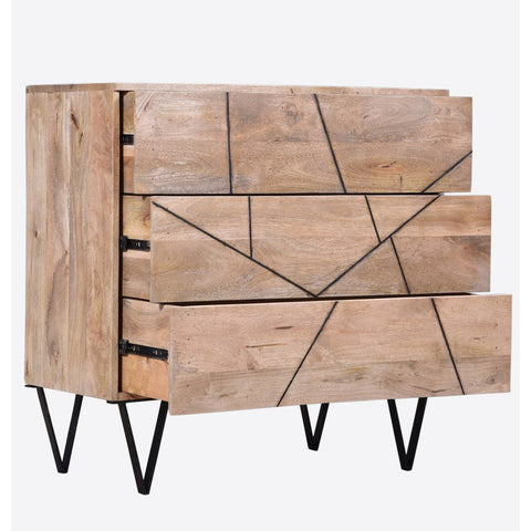 Uma 3-Drawer Dresser-Dresser-Furniture App Online by Furniture Assistant