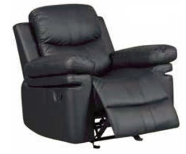 Black Glider Recliner - Furniture App Online by Furniture Assistant  a Furniture Store in York PA