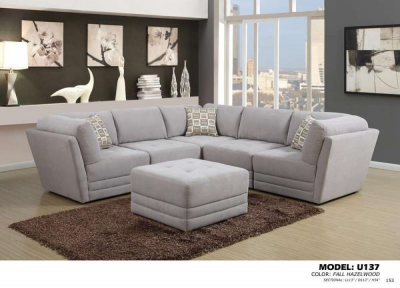 Grey Modular Sofa Sectional - Furniture App Online by Furniture Assistant  a Furniture Store in York PA