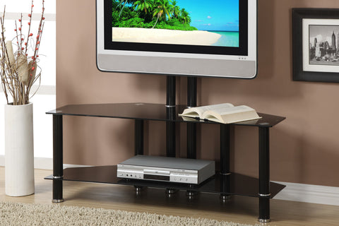 Black Modern TV Stand with Mount - Furniture App Online by Furniture Assistant  a Furniture Store in York PA