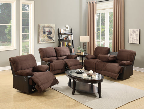 Brown Leather Reclining Sofa Set - Furniture App Online by Furniture Assistant  a Furniture Store in York PA