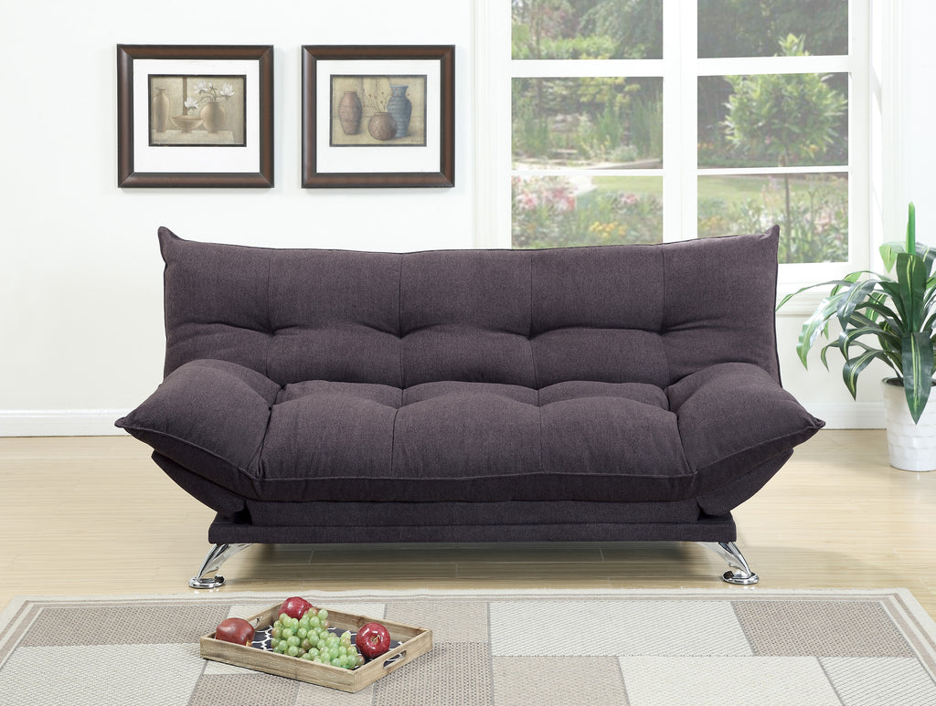 finish couch futon wall hugger wallhugger in the walnut best frame orion black