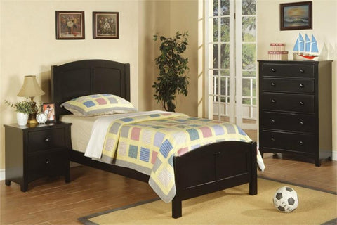 Kids Black Twin Bed - Furniture App Online by Furniture Assistant  a Furniture Store in York PA