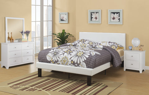 CREAM PLATFORM BED - Furniture App Online by Furniture Assistant  a Furniture Store in York PA