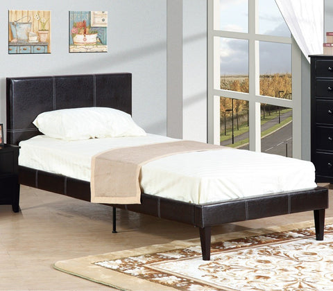 ESPRESSO PLATFORM BED - Furniture App Online by Furniture Assistant  a Furniture Store in York PA