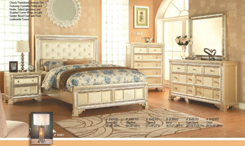Aurora Classic-Transitional Bed - Furniture App Online by Furniture Assistant  a Furniture Store in York PA