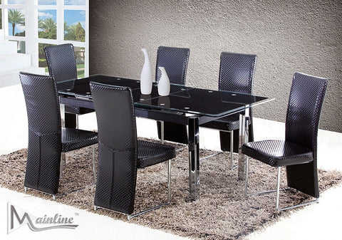 Luxotiq Dinette Table Set - Furniture App Online by Furniture Assistant  a Furniture Store in York PA