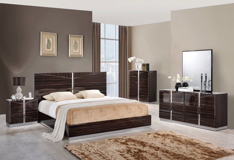 Sienna Wood Grain Bed - Furniture App Online by Furniture Assistant  a Furniture Store in York PA