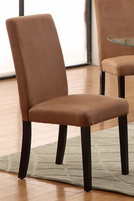 Brown Fabric Dining Chair - Furniture App Online by Furniture Assistant  a Furniture Store in York PA