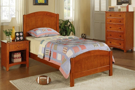 Kids Oak Twin Bed - Furniture App Online by Furniture Assistant  a Furniture Store in York PA