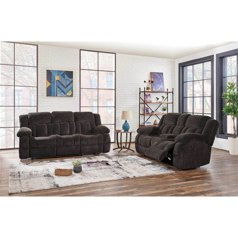 Brown Reclining Living Room Set - Furniture App Online by Furniture Assistant  a Furniture Store in York PA