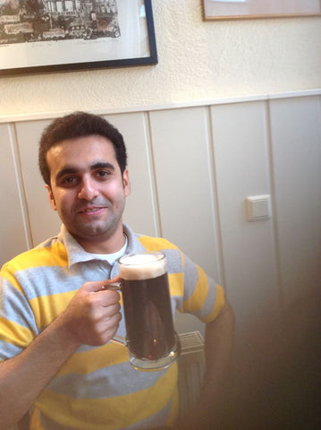 Nishith Jardosh, Founder, Stallion Barware