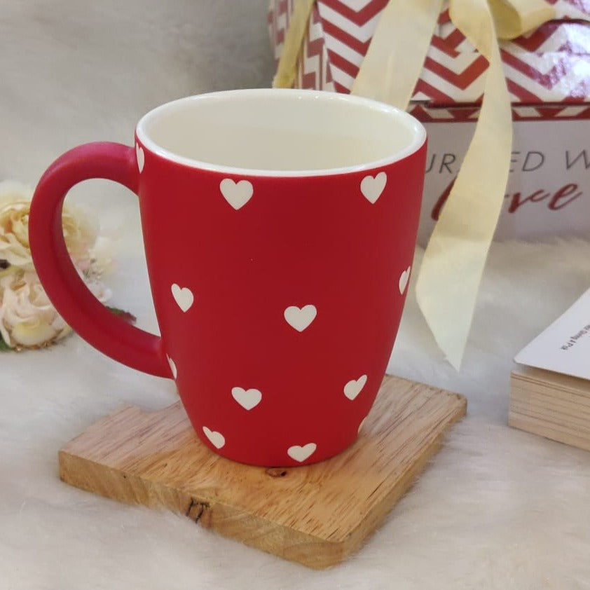 Unbreakable Red Mug - Set of 1