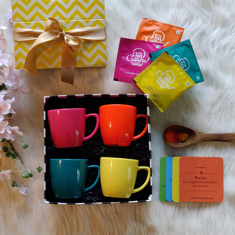 Holi gifts, Holi gift boxes, Colourful gifts