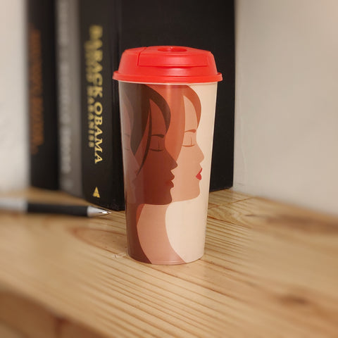 Designer cup Chirpy cups Women's Day cup Coffee cups Sipper cup Coffee Sipper Travel Sipper Travel Coffee Cup On the go cups Sipper Online Buy Sipper Online Coffee Sipper Online Water Sipper Online gift for loved ones Women's Day gift women's day gifts online