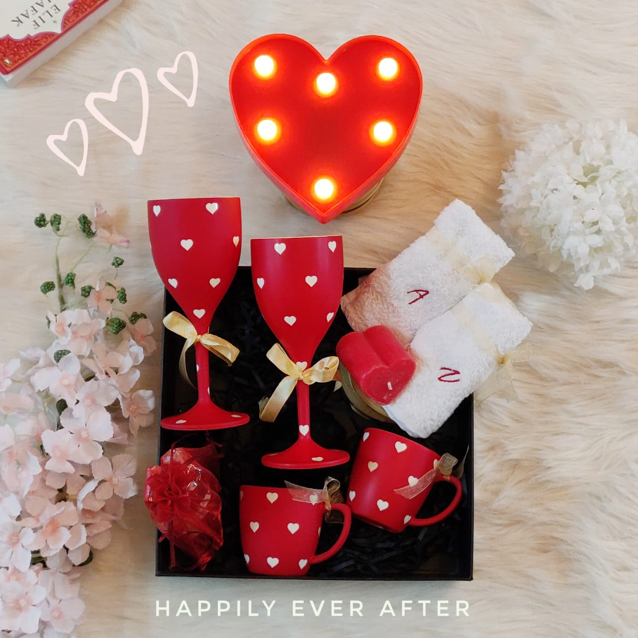 'Happily Ever After' Gift Box