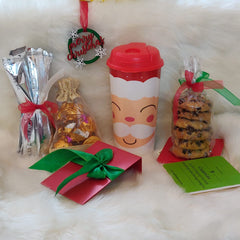 Mini Christmas Goodies Box