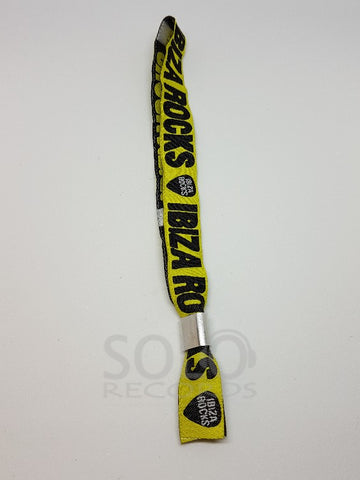 Ibiza Rocks Club Wristband
