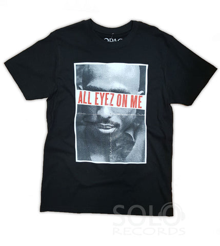 2pac t-shirt all eyes on me