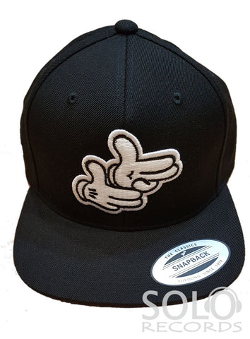 got enemies funds cap snapback black