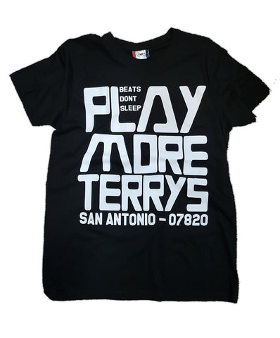 Play More Terry's T-shirt