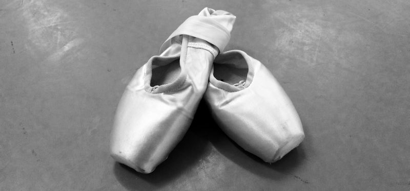 5 Points for Pointe Shoes - Dance Blog by Kimberley Berkin