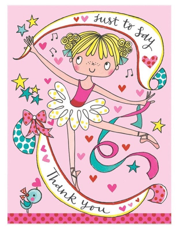 Ballet Greeting Cards