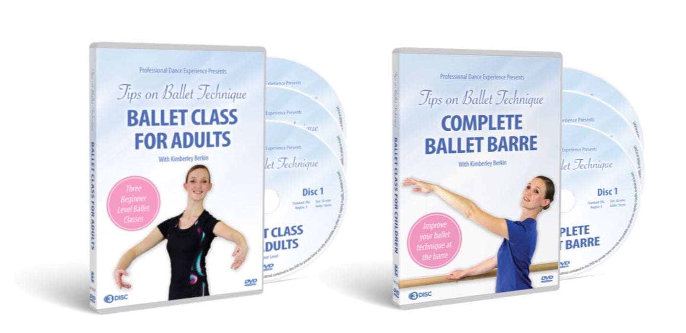 Ballet DVDs For Adults