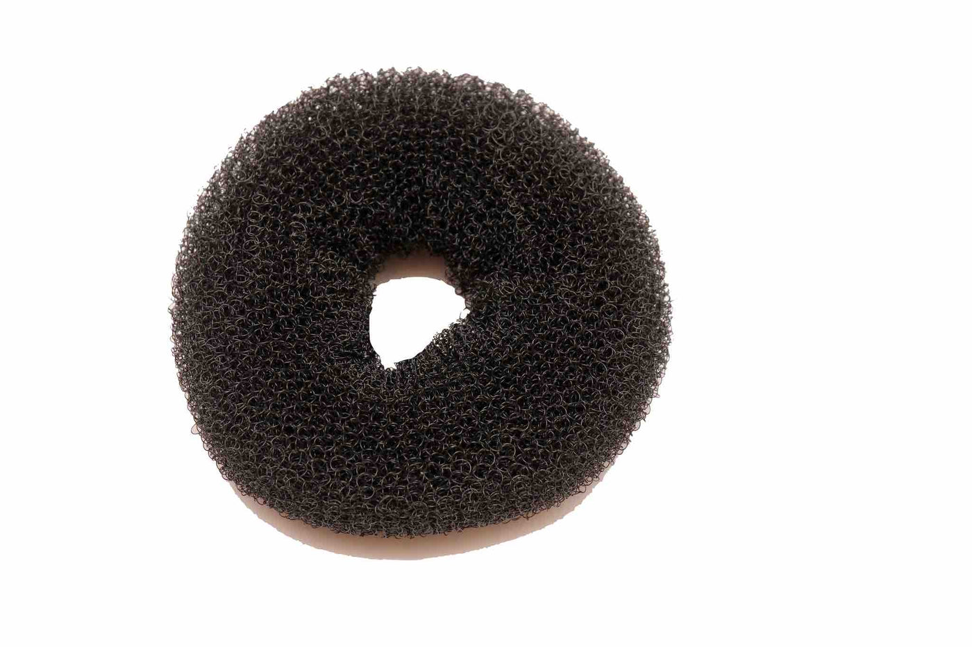 Black Hair Donuts