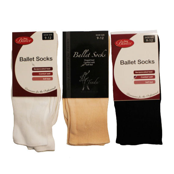 Girls Ballet Socks