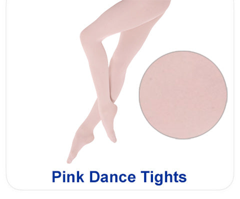 Pink Dance Tights