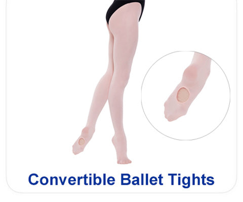Convertible Ballet Tights