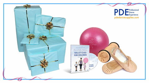 Top Ten Christmas Gifts 2019.Ballet Gift Ideas Top 10 Ballet Gifts For 2019 Pde Dance