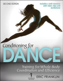 Conditioning For Dance Book By Eric Franklin - Contents