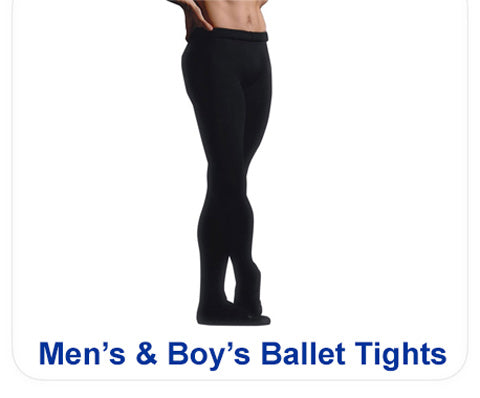 Mens Ballet Tights
