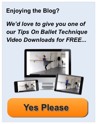 Free Tips On Ballet Technique Downloadable Video