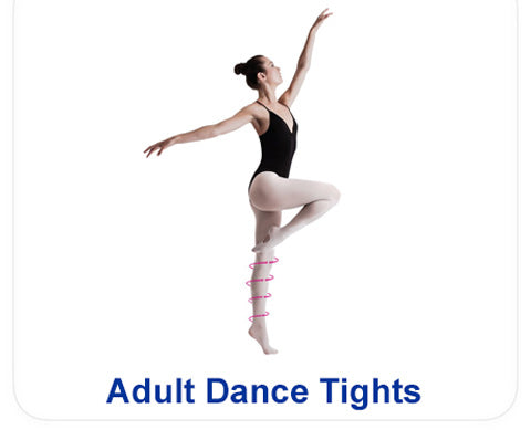 Shop adult dance tights