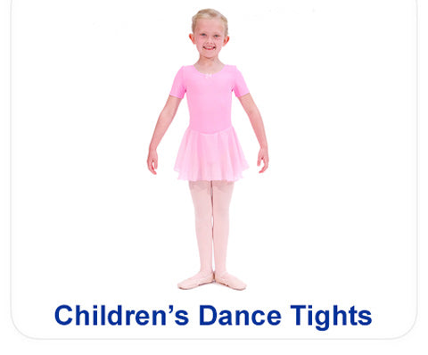 Shop children's dance tights