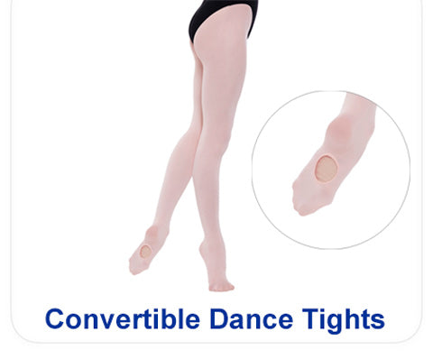 Shop convertible dance tights