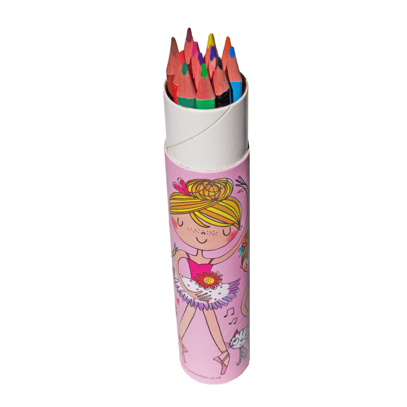 Ballet Colouring Pencils