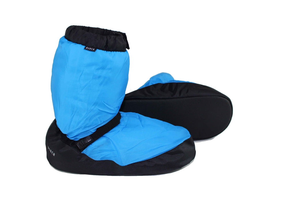 Bloch-warm-up-boots-blue