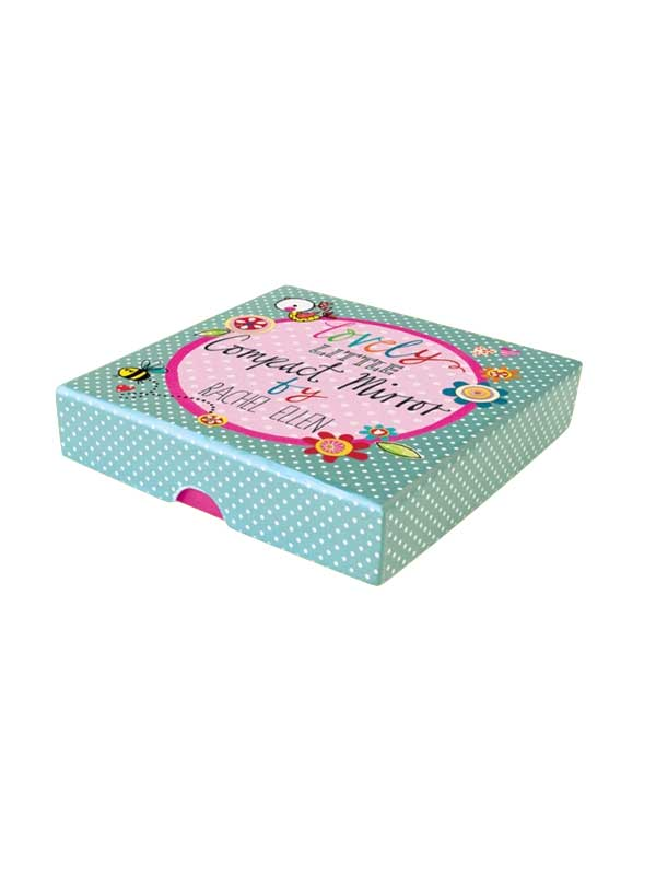 Rachel Ellen Pocket Mirror Gift Box