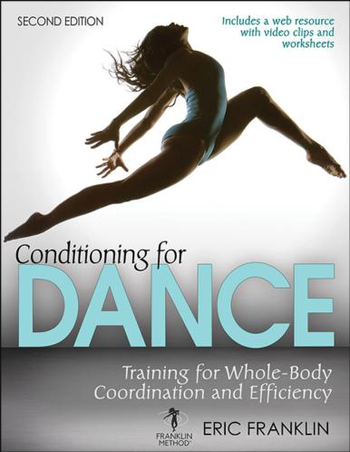 Conditioning For Dance Book by Eric Franklin 2nd Edition - Body Conditioning For Ballet Dancers
