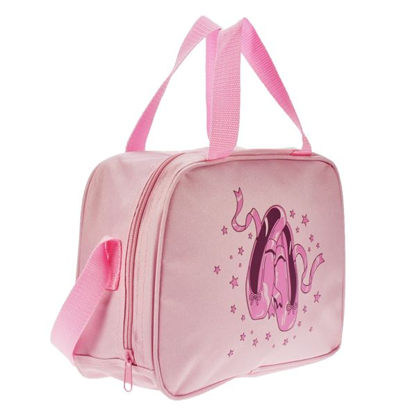 Dance Bag Pink Ballet Shoe Holdall