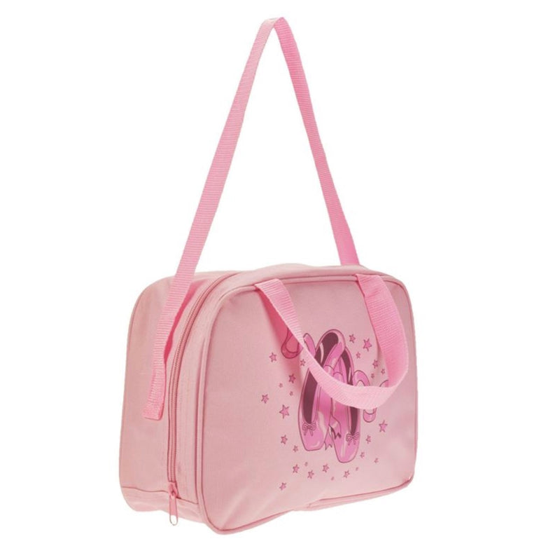 Dance Bag, Pink Ballet Shoe Holdall