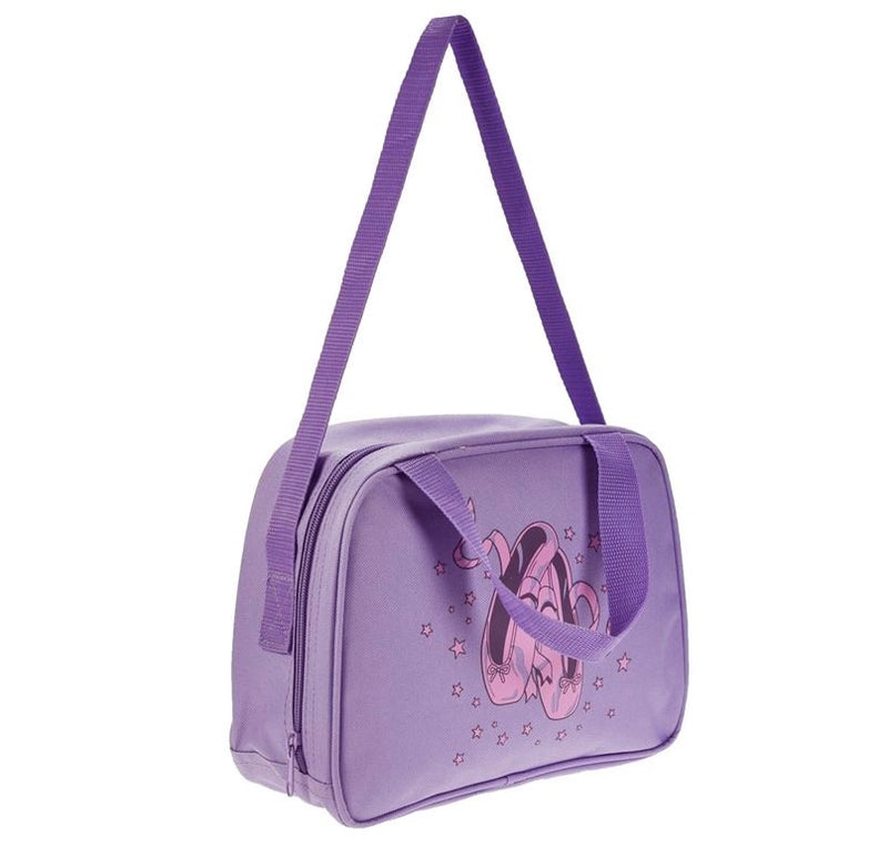 Dance Bag Purple Ballet Shoe Holdall 2