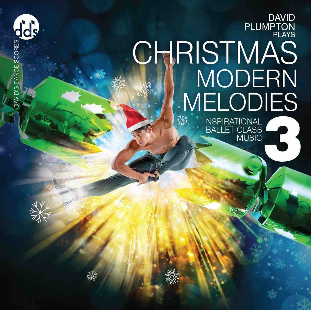 Christmas Modern Melodies 3 CD by David Plumpton