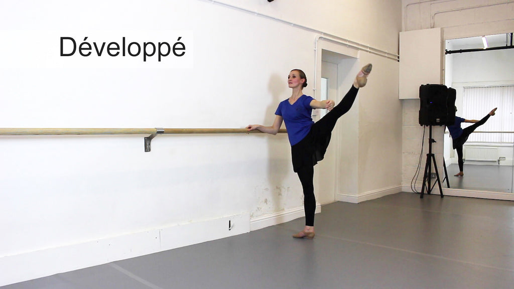 Developpe-Ballet-Video-Download